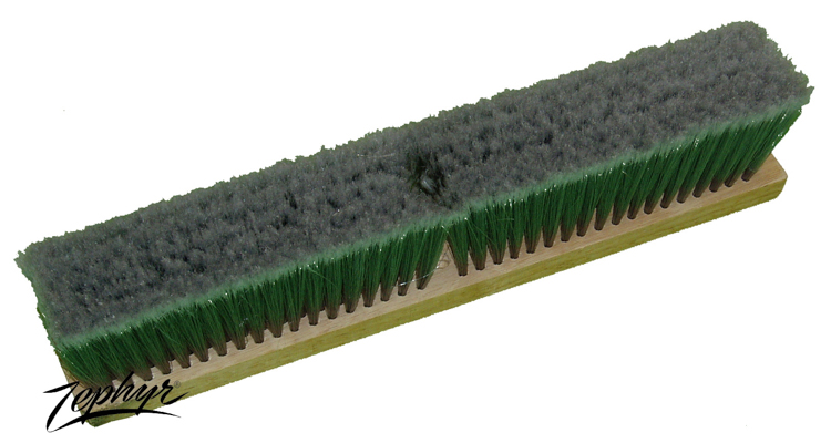 "24"" PALMYRA STREET PUSH BROOM (BRU 20124)-1 EACH"