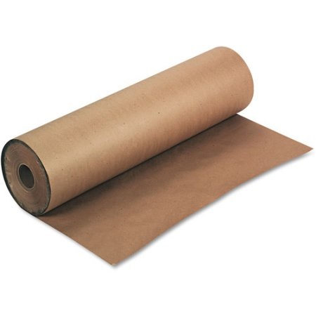 "36"" X 1000' KRAFT TABLE PAPER 1 ROLL"