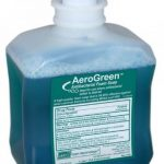 DEB AERO GREEN ANTIBAC FOAM SOAP 1 LITER REFILL- 8/CS