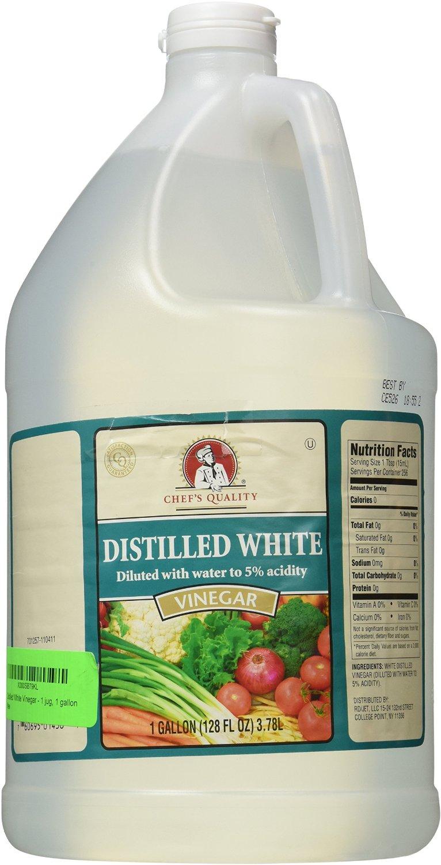 White Distilled Vinegar 1 Gal Dalton Amp Co