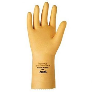 FDA COMPLIANT FOOD HANDLER 20 ML. CANNERS GLOVES / SIZE 8.. 1 DOZEN