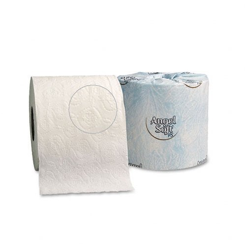 ANGEL SOFT 2 PLY TOILET TISSUE 450 SHT/ROLL 80/CS.