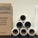 "18"" X 1500 FT. 80 GAUGE SHRINK WRAP- 1 ROLL"