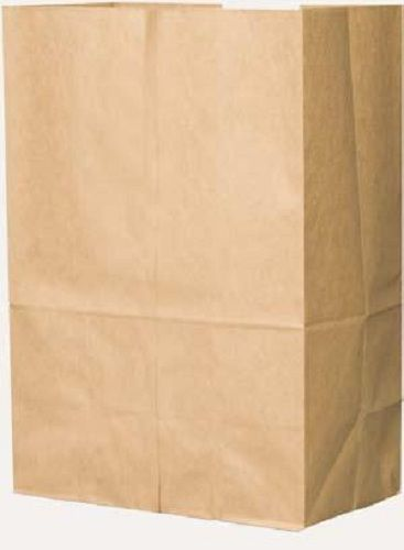 SUPER SACK 1/6 BBL BROWN GROCERY SACK 57LB-500/BNDL