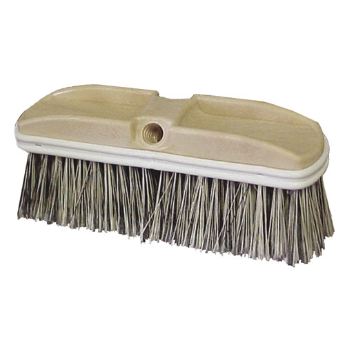 "10"" POLYSTYRENE FLAGGED  VEHICLE BRUSH-1 EACH"