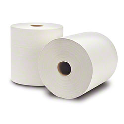 BW 314-00 WHITE 800' ROLL TOWEL 6/CASE