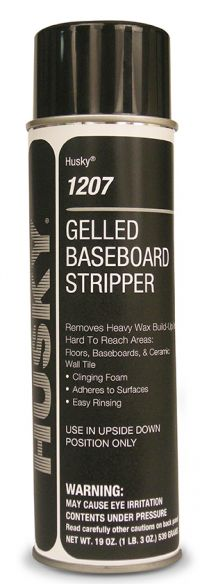 HUSKY GELLED AEROSOL BASEBOARD STRIPPER- 1 CAN