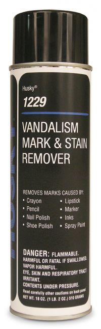 HUSKY AEROSOL VANDALISM MARK & STAIN REMOVER-1 CAN