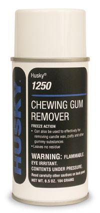 HUSKY AEROSOL CHEWING GUM REMOVER- 1 CAN