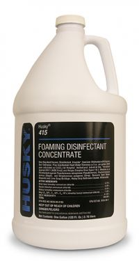 HUSKY FOAMING DISINFECTANT CLEANER-1 QT.