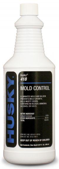 HUSKY MOLD CONTROL & CLEANER / 1 GALLON