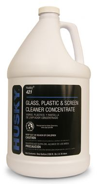 HUSKY CONCENTRATE GLASS CLEANER- 1 GAL.