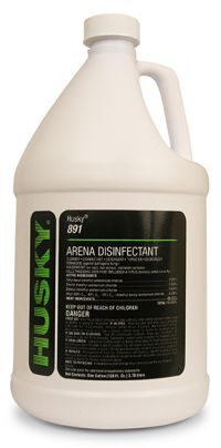 HUSKY ARENA DISINFECTANT (EFFECTIVE AGAINST CA-MRSA)-1 GAL.