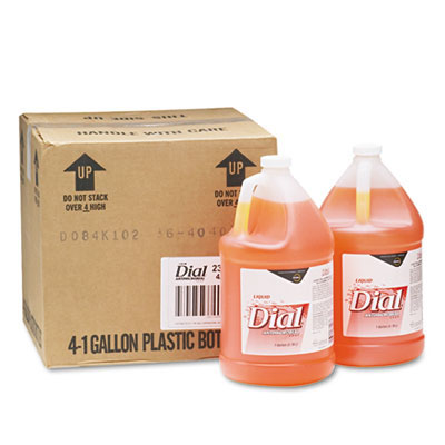 DIAL ANTIMICROBIAL HAND SOAP-1 GAL.