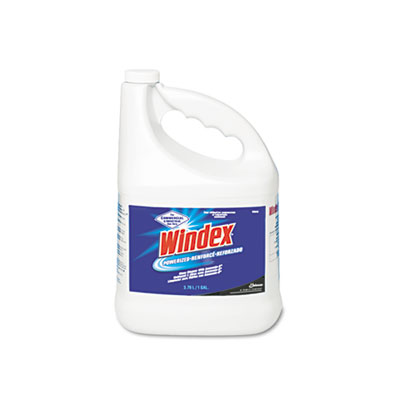 WINDEX RTU GLASS CLEANER REFILL- 1GAL