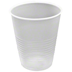 12 OZ. TRANSLUCENT PLASTIC CUPS-1000/CS