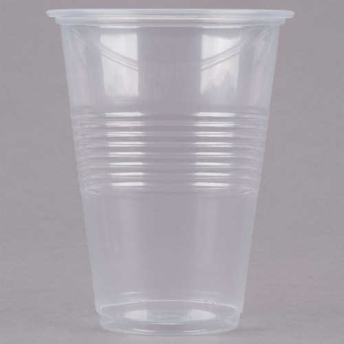 16 OZ. TRANSLUCENT PLASTIC CUP-1000/CS