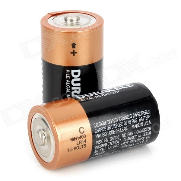 DURACELL C BATTERIES-1 EACH
