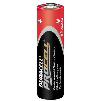 DURACELL AA BATTERIES- 1 EACH