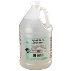QUAT SANITARY RINSE FOR DISH WASHERS 1-GAL