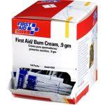 FIRST AID BURN CREAM 25/BOX