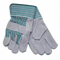 X LARGE LEATHER PALM GLOVES 1 DOZEN