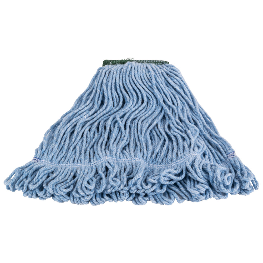 BLUE MEDIUM LOOPED END MOP- 1 EACH