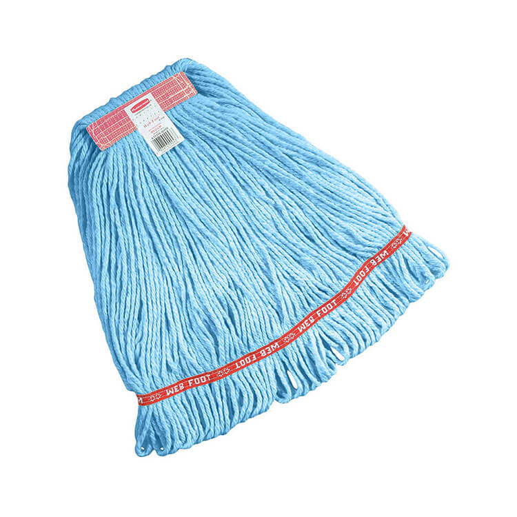 BLUE SMALL LOOPED END MOP- 1 EACH