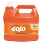 GOJO ORANGE SMOOTH HAND CLEANER-1 GAL.