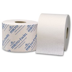 MICRO TWIN 2 PLY TOILET TISSUE 48/CS