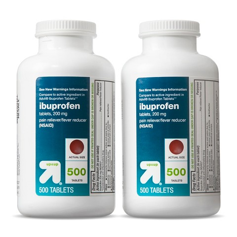 IBUPROFEN PAIN RELIEVER 2PACK -100/BX.