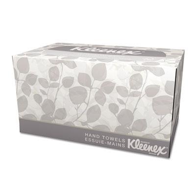 WHITE KLEENEX HAND TOWELS POP UP BOX 120/ BOX