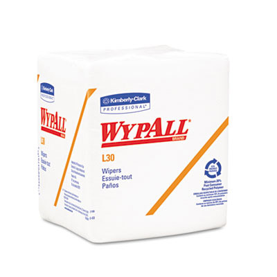WYPALL L30 CLOTH LIKE WIPERS 1080/CS