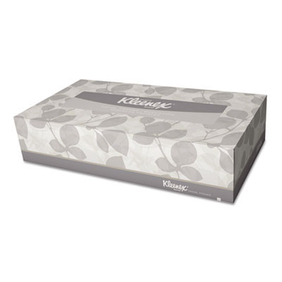 KLEENEX 21400 FACIAL TISSUE-  36 BOXES/CS