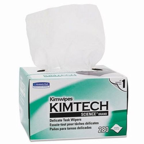 KIMTECH DELICATE TASK WIPER 60 BOXES / CASE