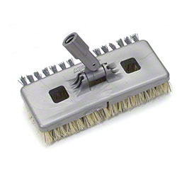 "9"" PLASTIC/ GRIT VERSA SCRUB GROUT BUSTER BRUSH"