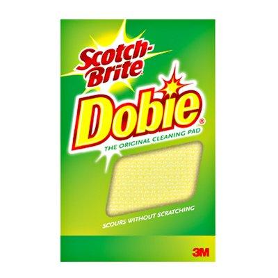 3M DOBIE PAD (SPONGE WITH SCRUB NETTING 24/CASE