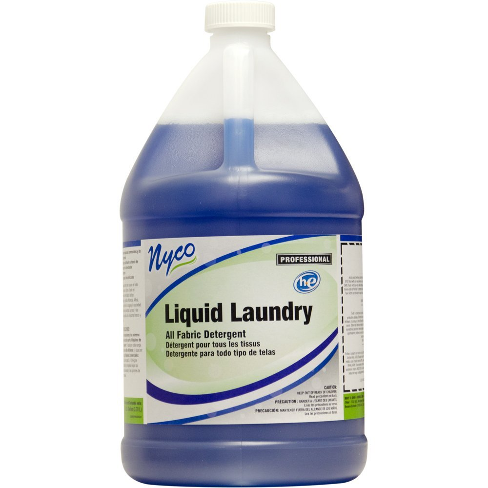 NYCO CONCENTRATED  LIQUID LAUNDRY DETERGENT / 1 GALLON