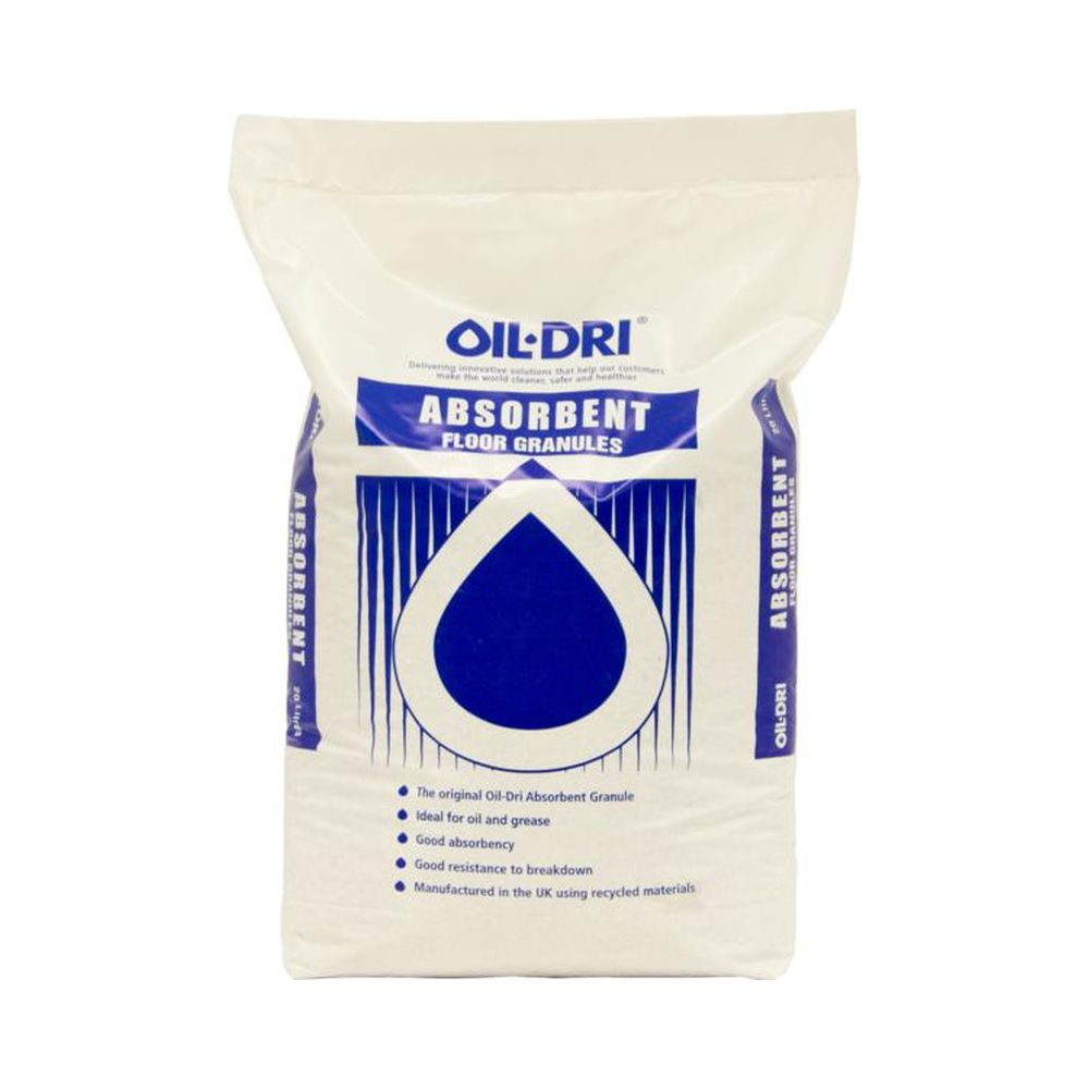 OIL DRI ABSORBENT-50# BAG