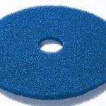 "15"" BLUE SCRUBBING FLOOR PAD-1 PAD"