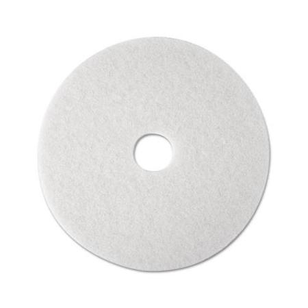 "15"" WHITE POLISH FLOOR PAD"