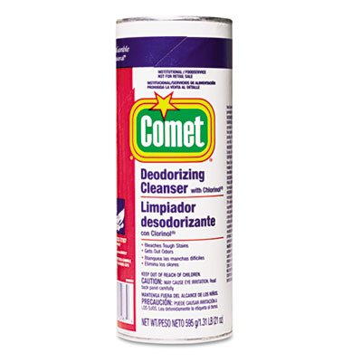 COMET POWDER CLEANSER (21 OZ.)- 24/CS.