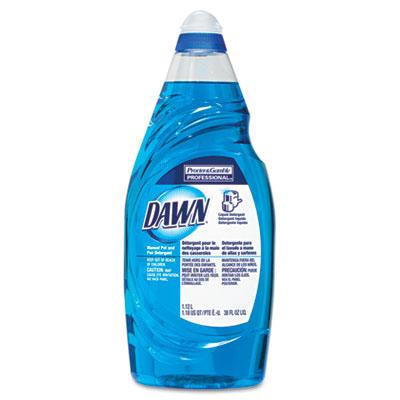 DAWN LIQUID DISH DETERGENT (38 OZ.)- 8/CS.