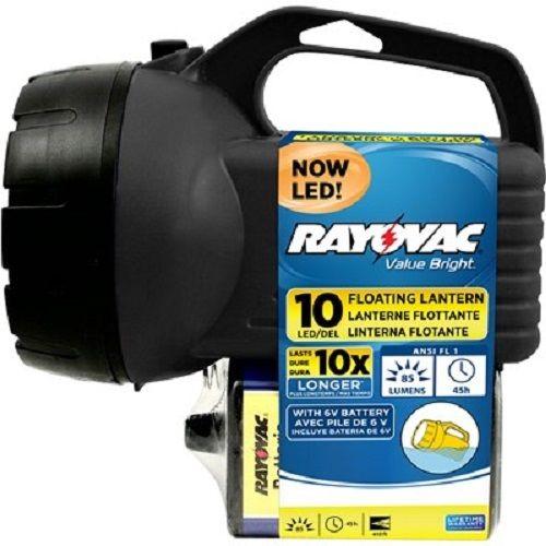 RAYOVAC FLOATING LANTERN W/ 10 LED LIGHTS