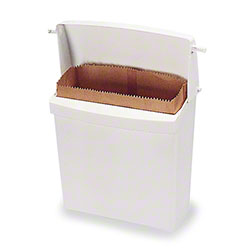 RUBBERMAID WAX RECEPTACLE LINER 250/CS.