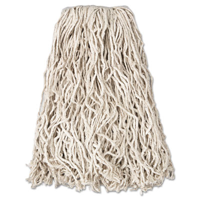 20 OZ. CUT END COTTON MOP HEAD W/ 1 1/2' HB-1 EACH
