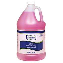 PINK LOTION HAND SOAP FLORAL SCENT-1 GAL.
