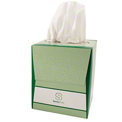 SPRING GROVE BOUTIQUE BOX FACIAL TISSUES 36 BOXES/ CASE