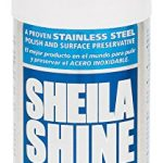 SHEILA SHINE STAINLESS STEEL CLEANER & POLISH-1GAL