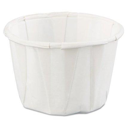 1 OZ. PAPER SOUFFLE CUPS-5000/CS
